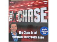 The Chase Electronic Board Game