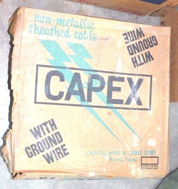 iZayn.com: Capex Cable Wire 250\' 12/2 Nm Romex Cable With Ground ...