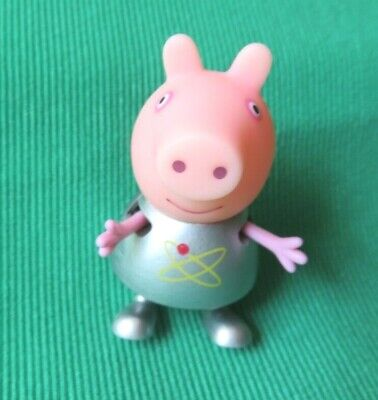 Peppa Pig ASTRONAUT SPACE figure for ROCKET RARE