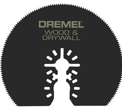 Dremel Multi-max 2.95 In. Oscillating Tool Universal Wood And Drywall Saw Blade