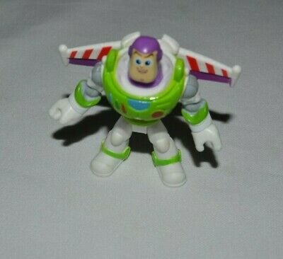 FISHER PRICE IMAGINEXT DISNEY PIXAR TOY STORY 4 BUZZ LIGHTYEAR LOOSE
