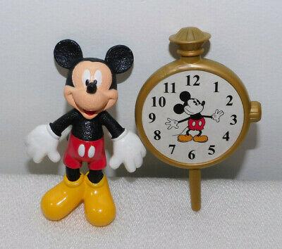 Disney World Hasbro Mr Potato Head PARK SOUVENIRS Mickey Plush Doll Pocket Watch