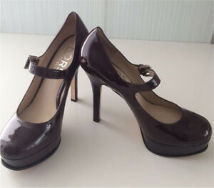 Michael Kors Patent Leather Mary Jane Shoes NWT