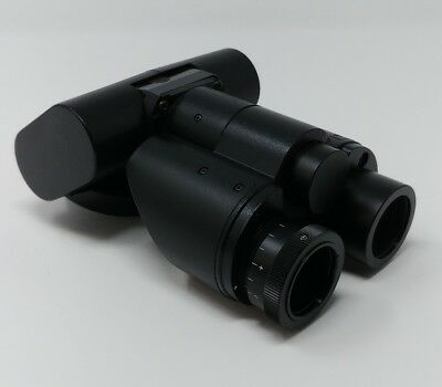 Olympus Microscope Tilting Binocular Head U-tbi-cli For Bx Series