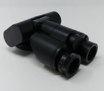Olympus Microscope Tilting Binocular Head U-tbi-cli For Bx Series