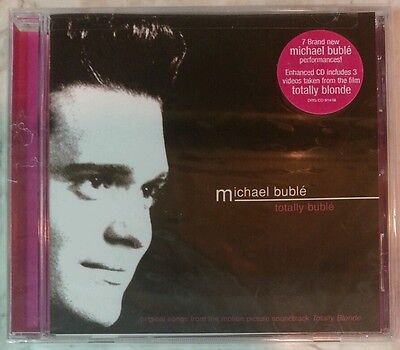 Totally Buble  Enhanced  By Michael Buble  Cd  2003   Usa  Drg  Brand New Sealed