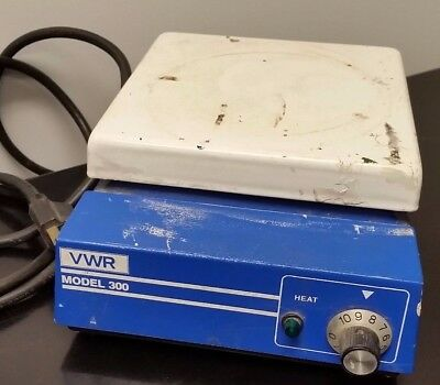Vwr Model 300 Vwr Brand Thermolyne Hot Plate Hp36025 Hotplate