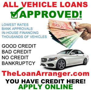100% APPROVED CAR LOANS - EASY ONLINE APPROVAL - BAD CREDIT OK