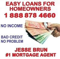 ✔EASY 2ND MORTGAGES ✔NO INCOME REQUIRED ✔BAD CREDIT OK✔KITCHENER