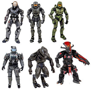 Wanted to buy Halo action figures and other video game figures