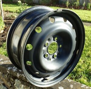 Rims  --  fit 205/60/R16 tires and possibly others