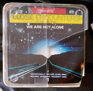 CINEAVISION - CLOSE ENCOUNTERS OF THE THIRD KIND - super8 film