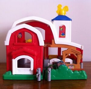 Fisher Price Little People farm with accessories