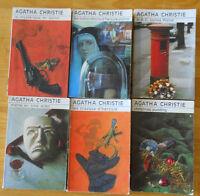 6 romans d'Agatha Christie (1$ chacun au choix)