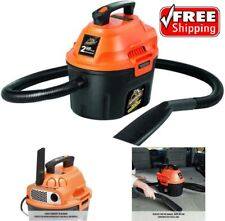 Vacuum Cleaner Wet/Dry Portable Auto Car Utility Shop Vac ...