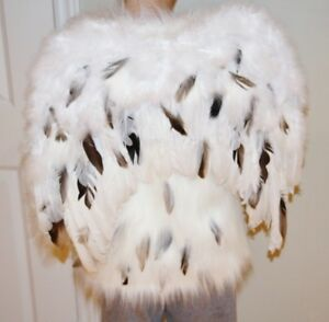 Owl costume, Kids from medium to xlarge or Adult xs, unique, 30$
