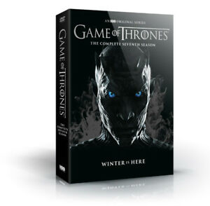 Game of Thrones Complete Season 7 Brand new sealed