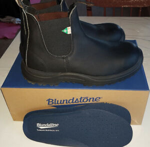 Blundstone Steel  Toe Work Boots
