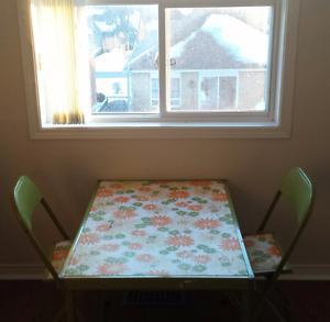 Retro Children's Table $35 or best offer