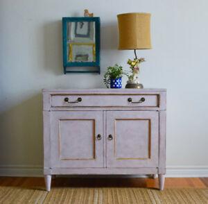 Vintage storage cabinet/Dresser - $345 OBO