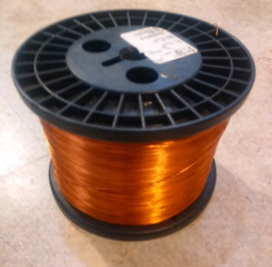 Copper Magnet Wire 10LB. Spool