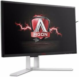 AOC AG241QG4 Gaming Monitor. 1440p 144hz. (BARGAIN Good as new)