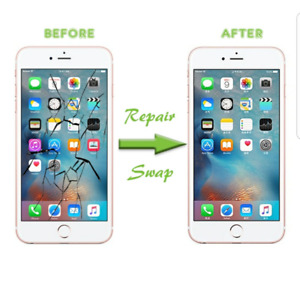 iPhone 7 / 7+ / 8 / 8+ Screen Cracked Replacement Starts $95