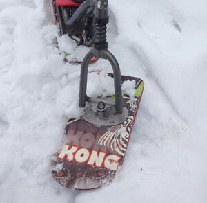 Icycle professional snow slider-Kong model $100 firm Peterborough Peterborough Area image 4
