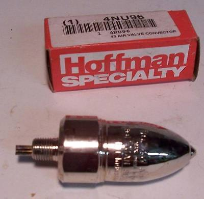 Hoffman Speciality 43 Straight Shank Air Valve Boiler Hvac Pump Heater
