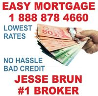 EASY HOME EQUITY LOANS, BAD CREDIT REFINANCING