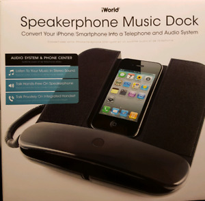 New Speakerphone Music Dock
