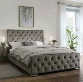 Brand new beds - elegant sleigh & divan 🛌 🛌🚛👌