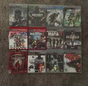 Selling my PS3 plus games Prince George British Columbia image 4