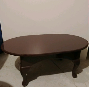 1 coffee table and 2 end tabled
