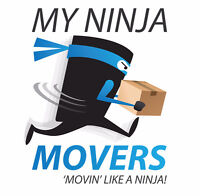 Now Hiring Mover/Driver/Foreman For $21 an Hour