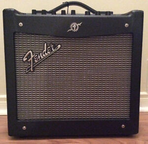 Fender Mustang I  guitar amp. New condition.