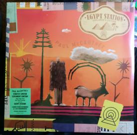 Paul McCartney Egypt Station (triple vinyl) - NEW