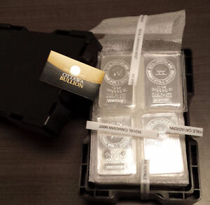 Silver Coins & Silver Bars For Sale. RCM, Pure Bullion