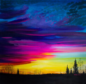 Art Class ~ after sunset painting studios ~