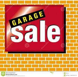 Moving Sale! Rain or Shine! July 22 8am-1pm