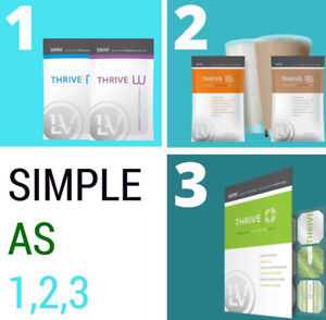 THRIVE with me! Lose weight, gain energy and health!