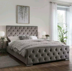 BEDS: 🟠SLEIGH BEDS 🟠BRAND NEW 🟠MADE ON ORDER 🟠FREE DEL🚚
