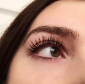 EYELASH EXTENSIONS PERMANENT MAKEUP SUMMER PROMO