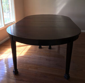 Large Dining Table Seats 10-14 easily