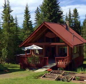 Charming log home for sale! PRICE REDUCED !!!!