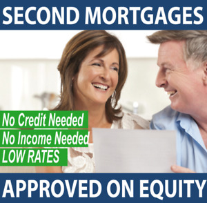 SECOND MORTGAGE - 2ND MORTGAGE - PRIVATE - 2ND MORTGAGE LENDERS