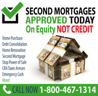 DIRECT SECOND MORTGAGE LENDERS--APPROVED OVER THE PHONE--24 HOUR