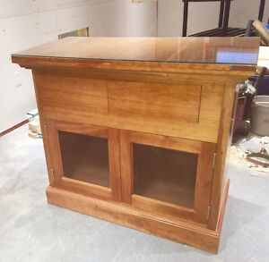Solid cherry buffet hand crafted $99 Kitchener / Waterloo Kitchener Area image 5