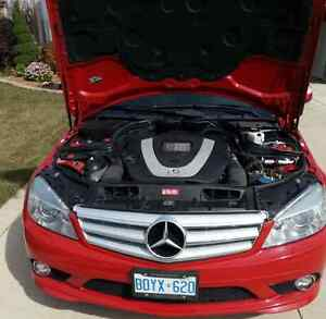 2008 Mercedes-Benz C300 - Sport Package