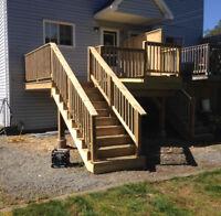 Deck Builder Serving Halifax